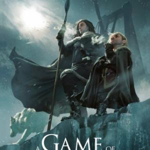 A Game of Thrones  Tome 1, Le Trône de fer de George R.R. Martin, Abraham et T. Paterson  Dargaud.