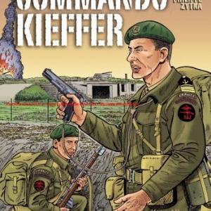 Avec le commando Kieffer de Ph. Zytka et M. Uderzo  Editions du Triomphe.