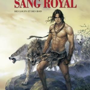 Sang Royal   Des loups et des rois de Dongzi Liu et Jodorowsky   Editions Glenat.