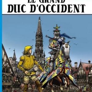 Jhen (T12). Le Grand duc d Occident, J. Martin, H. Payen & T. Cayman. Casterman.