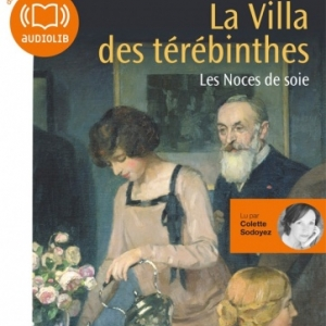 La Villa des terebinthes de Jean Paul Malaval  Editions Audiolib.