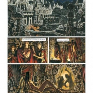 La Passion de Diosamante,  A. Jodorowsky & JC Gal – Humano Associés.
