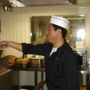 Pairi Daiza, le chef chinois