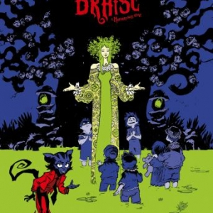 Braise (T1) - Maman vous aime, B. Bouton & C. Fortier – Dargaud.