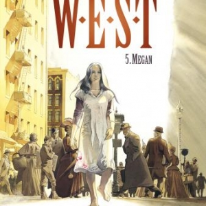 West (T5) – Megan - Dargaud.