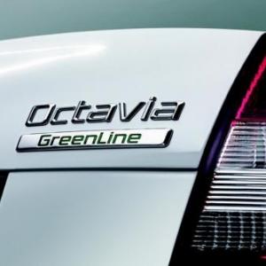 Skoda Octavia 1.6 TDI - 105 cv Greenline.