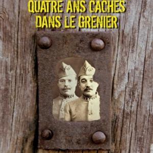 Quatre ans caches dans le grenier de Dominique Zachary   Editions Jacob Duvernet.