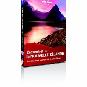 L Essentiel de la Nouvelle Zelande   3ed   Guide Lonely Planet.