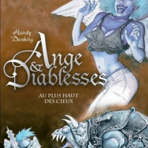 Ange et diablesses (T1), Hardy & Desberg.