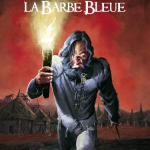 La Barbe Bleue de S. Duval et Ph. Bonifay  Editions Glenat.