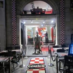 Comics Cafe
