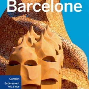 Barcelone City Guide   9ed   Guide Lonely Planet.