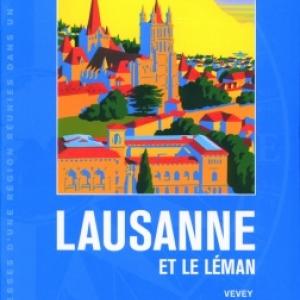 Guides Gallimard  Lausanne et le Leman.