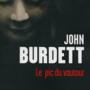 Le pic du vautour de John Burdett  Presses de la Cite.