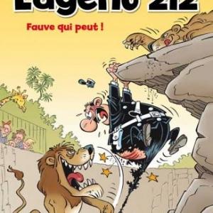 L'Agent 212 (T27), Kox & Cauvin – Dupuis.