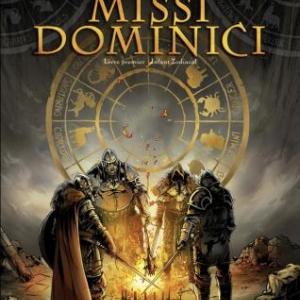 Missi Dominici ( T1) - L'infante zodiacal, Gloris & Dellac – Glénat.