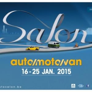 Salon Auto BXL