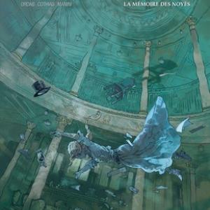 S.O.S. Lusitania de Ordas, Cothias, Manini   Editions Bamboo.
