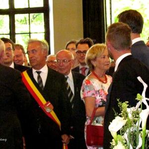 Visite Royale a LIEGE