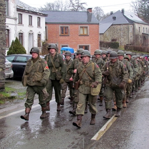 Marche 82nd Airborne - Ph Lamy