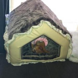 louna apprecie sa nouvelle maison