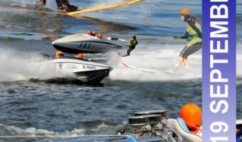 Championnat de vitesse ski nautique