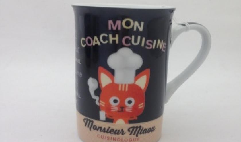 Mug monsieur Miaou