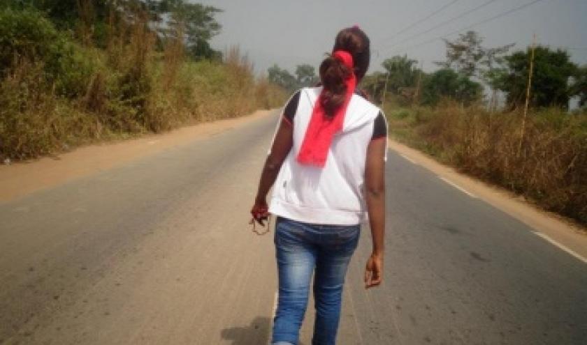 Lipogramme – À Bangui la coquette