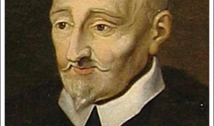"""Pierre de Ronsard. Auteur de """"Mignonne allons voir si la rose..."""""""