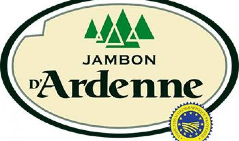 """Association du Jambon d'Ardenne"""" hommage D. K.)"""