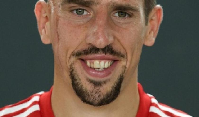 Franck Ribery, joueur de football connu pour ses phrases culte.