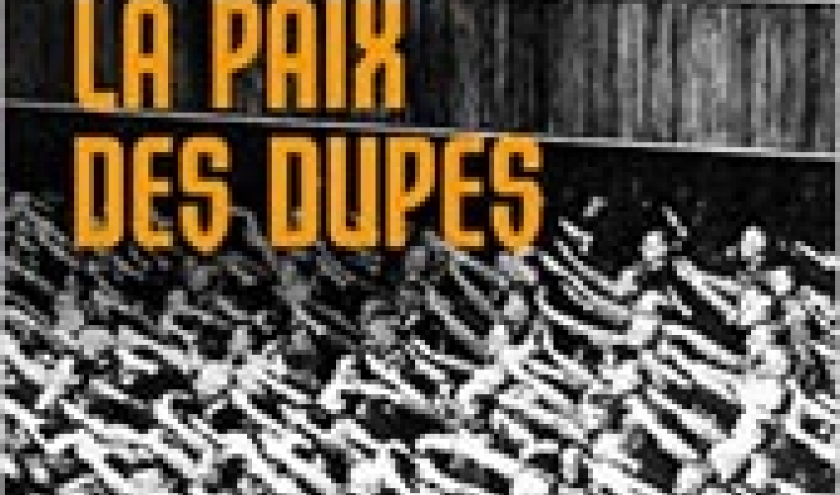 Philip Kerr, La paix des dupes