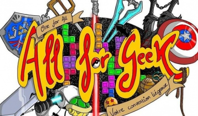 All for Geek - Esneux (Liège)