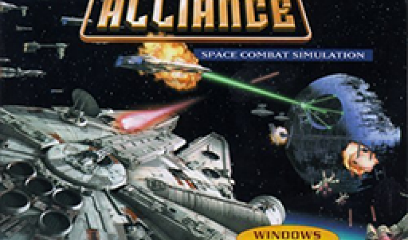 Star Wars: XWing Alliance without CD under Win 7 in High Resolution
