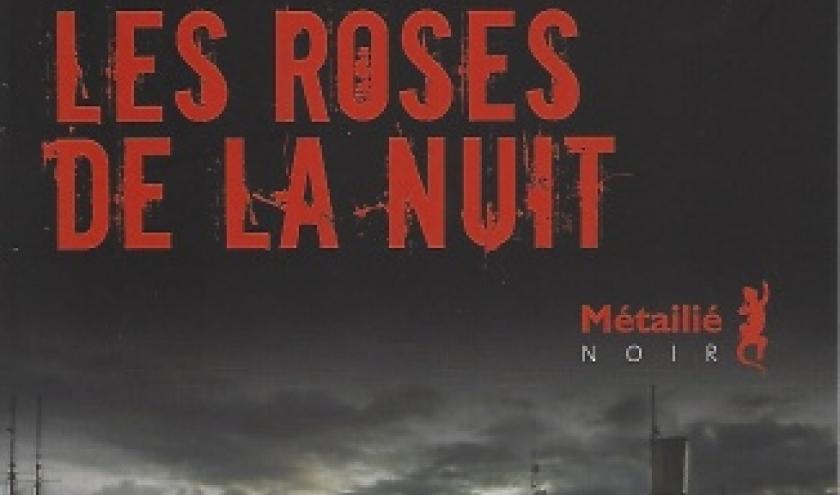 Les Roses de la nuit, par Arnaldur INDRIDASON