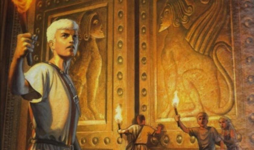 Alix Senator. Le Hurlement de Cybèle, chez Casterman. D'après l'œuvre de Jacques Martin