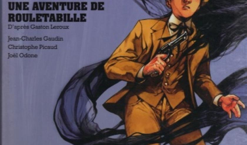 Rouletabille, tome 2 - Le Parfum de la dame en noir