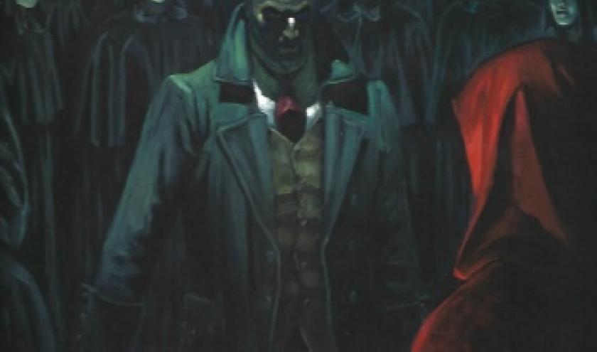 Vidocq, tome 3 - Le Cadavre des Illuminati