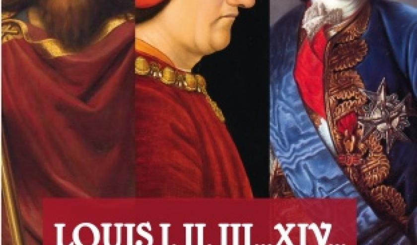 Louis I, II, III… XIV L'étonnante histoire de la numérotation des rois de France par Michel-André Lévy aux éditions Jourdan