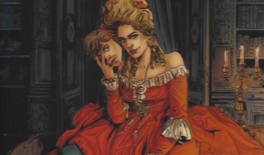 Le Chevalier d'Eon – Tome 1. La fin de l'innocence