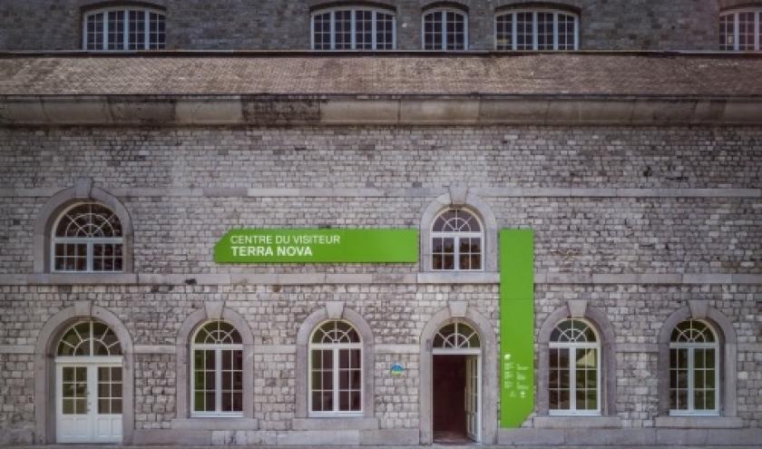 Un nouveau point de vue sur l'histoire de Namur dans le Centre de visiteur Terra Nova