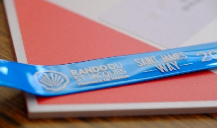 C'est parti pour une 3ème édition de la « Rando du Saint-Jacques » en province de Namur