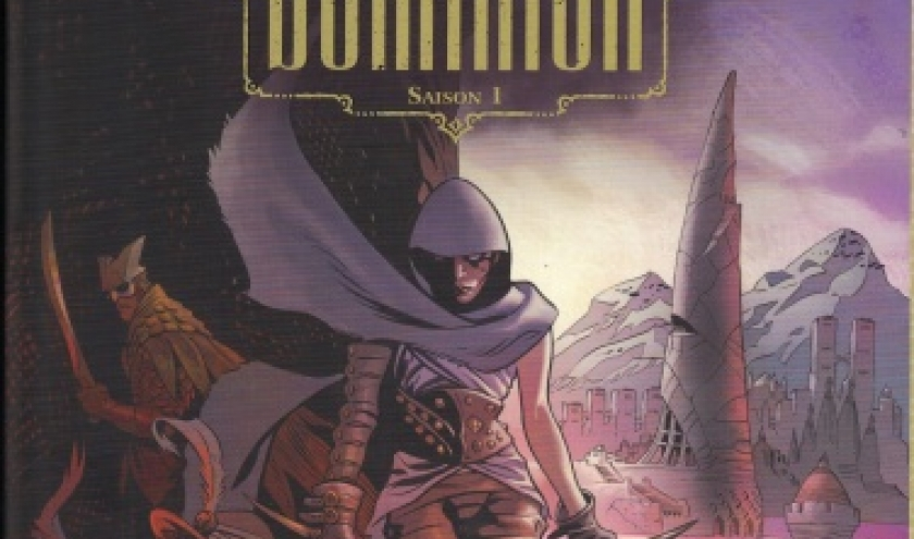 Nights Dominion - Tome 1 de Ted Naifeh