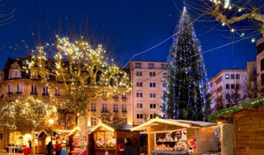 Luxembourg, l'endroit idéal pour choisir son cadeau de Noël
