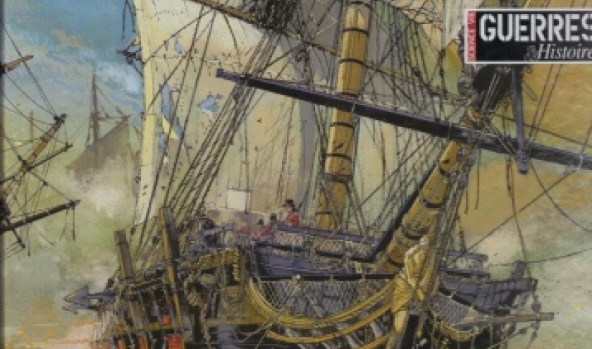 Trafalgar, l'histoire d'une défaite annoncée, chez Glénat