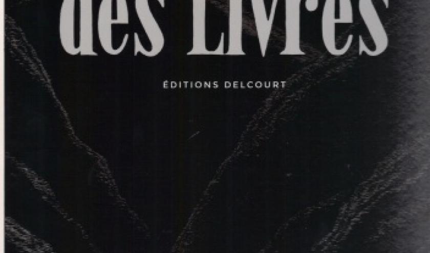 Le Livre des livres, par Marc-Antoine Mathieu