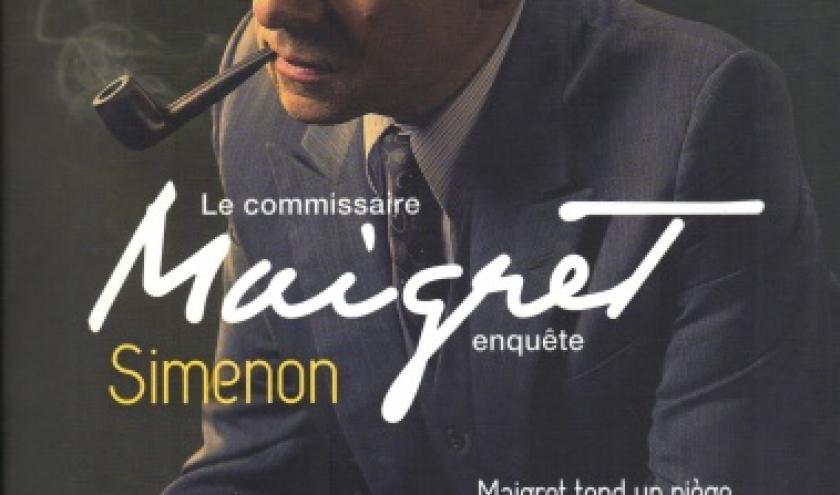 Le commissaire Maigret enquête, de Georges SIMENON chez Omnibus