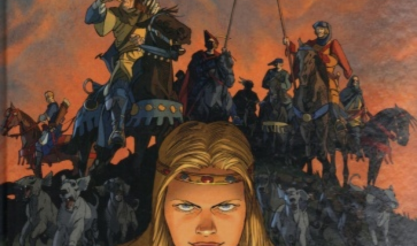 Reines de sang - Jeanne, la Mâle Reine. Tome 2