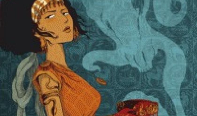 Médée, Tome 3  - L'épouse barbare chez Casterman