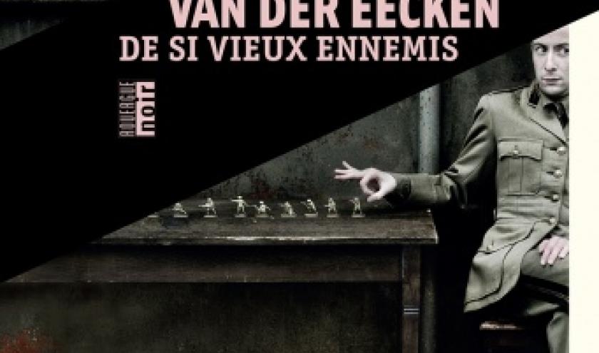De si vieux ennemis de Alain Van Der Eecken chez Rouergue